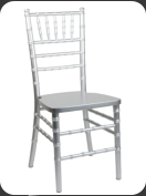 Aluminum Chiavari Chair, gold